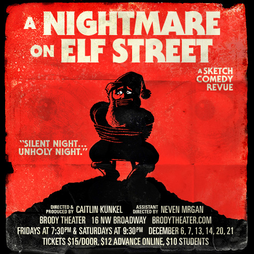 A Nightmare on Elf Street