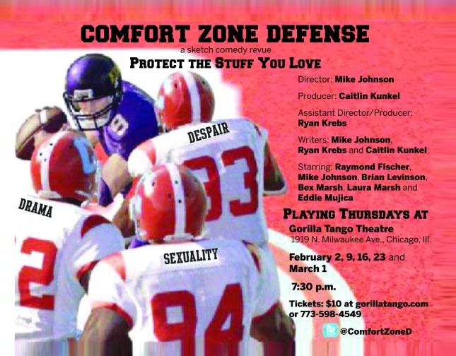 Comfort Zone Defense
